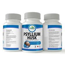 Psyllium lolla naturale fibre dietetiche Colon Pulizia dell' intestino tenue salute CAPSULE X 120
