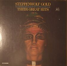 Steppenwolf Gold (Their Great Hits) 1971 Vinyl LP ABC/Dunhill Records DSX-500