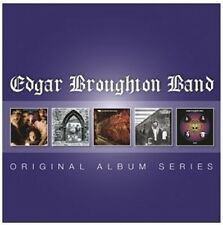 EDGAR BROUGHTON BAND - ORIGINAL ALBUM SERIES 5 CD NEU