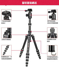 WF-861 Professional Digital DSLR camera Aluminium Tripod for Nikon Canon sony