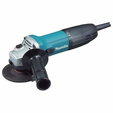 Makita Corded 720W 100mm Angle Grinder with carry case