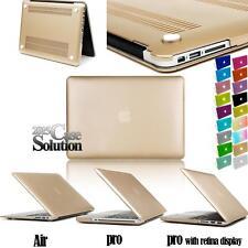 Brand New Frost Matte Rubberized Hardshell Hard Case for Apple MacBook