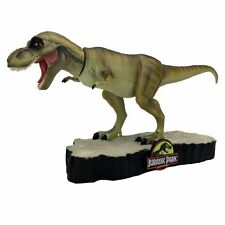 "JURASSIC PARK ""T-REX ATTACK"" Dinosaurs Shakems Premium Motion Statue NEW IN BOX"