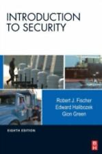Introduction to Security by David Walters, Edward Halibozek, Robert Fischer 8th