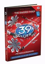 39 Clues #3: Sword Thief by Peter Lerangis, VGC Hardcover, We Combine Shipping
