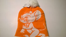 Tom and Jerry Orange Hipster Vintage Winter Beanie Hat CLEARANCE Sale