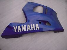 5EB-Y2809 RIGHT LOWER SCOUP FAIRING COWL YAMAHA R6 USED 1999