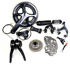 NEW Groupset Shimano Ultegra 6800 11 speeds 53/39T Road Bike Group 170mm