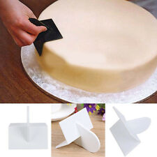 Cake Smoother Paddle Tools Decorating DIY Fondant Sugar Craft Polisher Finisher