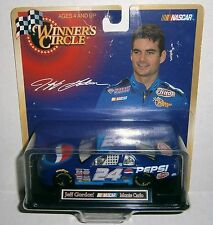 Jeff Gordon #24 NASCAR Winner's Circle 1998 Pepsi 1:43 Diecast Car
