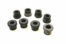 A SET OF 8 INNER WISHBONE BUSHES FOR AUSTIN TAXI FX4 & FX4R