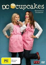 DC Cupcakes - Momentous Occasions (DVD, 2013) New & Sealed