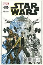 Star Wars 2015 #1 Premiere Variant Near Mint