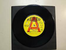 """MOUSE & THE TRAPS:Sometimes You Just Can't Win-U.K. 7""""1968 President PT 210 Demo"""