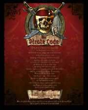 POSTER The Pirate Code