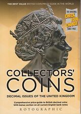 Rotographic Collectors Coins Decimal 1968 to 2016 C. Perkins 2016 Latest Edition