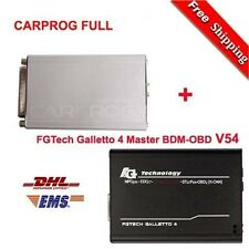 Nuevo Carprog V9.31 Carprog Full + FGTech Galletto 4 Master V54 BDM-OBD Function