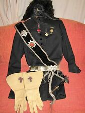 VINTAGE COLLECTION OF KNIGHTS TEMPLAR 19TH C.MEMORABILIA; NORWOOD, MASS.