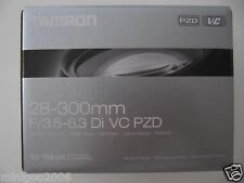 NEW TAMRON 28-300mm F3.5-6.3 Di VC PZD A010 Nikon (28-300 mm F/3.5-6.3)*Offer