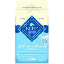 Blue Buffalo BLUE Puppy Chicken & Brown Rice  30 lb New