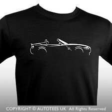 AUTOTEES CAR T-SHIRT - FOR BMW Z4 ROADSTER ENTHUSIASTS