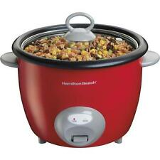Hamilton Beach 37538H 20 Cup Capacity Rice Cooker