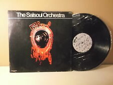 """The Salsoul Orchestra """" Salsoul Hustle"""" LP VG+ MEXICAN EDITION"""