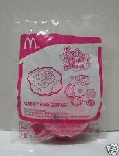 MRE * Barbie in the Pink Shoes - Barbie Rose Compact, McDonald's 2013