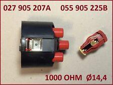 Zündverteilerkappe + Zündverteilerläufer  VW PASSAT 3A5, 35I 1.6 1.8  /Ø14,4mm/