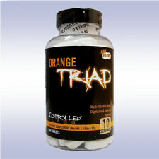 CONTROLLED LABS ORANGE TRIAD (60 TABLETS) multi-vitamin digestion joint support