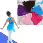 Candy Color Children Kids Ballet Tutu Dance Skirt Skate Wrap Chiffon Scarf Good
