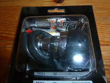 CHROME  IGNITION SWITCH HARLEY-DAVIDSON ROUND KEYS DYNA  FXR FX *recorded post*