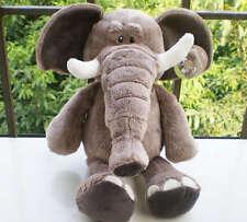 """8"""" NICI Wild Animals Elephant  Plush Kids Toy Gift Free Shipping"""