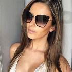 Women Brand Designer Big Square Cat Eye Glasses 2016 New Fashion Sunglasses