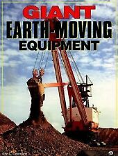 Giant Earth-Moving Equipment by Orlemann, Eric C.