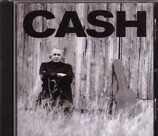 CD (NEU!) . JOHNNY CASH - Unchained (American Recordings 2 / Rusty Cage mkmbh