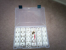 36 WALLEYE FISHING AND LEADER HARNESS FISHING PLANO BOX HOLDER AWESOME