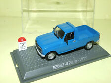 RENAULT 4 L PICK UP Bleu 1979 ALTAYA 1:43