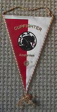 AFC Ajax Amsterdam Football Club Cupfighter Cup Fighter Soccer Pennant Flag