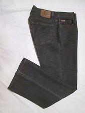~~ ~     EDDIE BAUER   ~ Mens Black  BOOTCUT  Jeans ~ Sz 34 x 32/33 ~ EXCELLENT