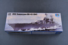 Trumpeter 1/700 05781 USS Tennessee BB-43 1941