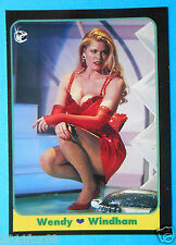 figurines cromos figurine masters cards 91 1993 wendy windham television tv gq f