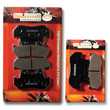 Honda F+R Brake Pads GL 1100 Goldwing (1982-1983) GL 1200 (84-87) 900 CB 1000 VF