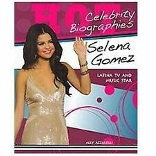 NEW - Selena Gomez: Latina TV and Music Star (Hot Celebrity Biographies)