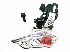 New Shimano XTR FD-M986-D Direct Attachment Dyna-Sys 2x10S Front Derailleur