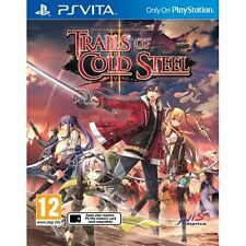 The Legend Of Heroes Trails Of Cold Steel II PS Vita Game Brand New