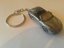 Porsche Boxster  3D split-ring keyring FULL CAR ref192