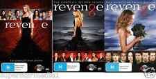 Revenge SEASON 1 2 3 : NEW DVD