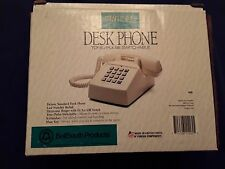 Vintage 1990 Bellsouth Products Straight Talk 400 Push Button Desk Phone In BOX