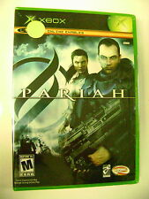 Pariah (Xbox) BRAND NEW FACTORY SEALED